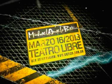 Promo – Michael Angelo Batio – Concierto
