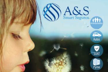 A&S Seguros – Flyer