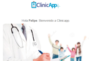 ClinicApp – Mailing