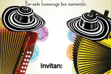 Anuncio Revista Festival de la Leyenda Vallenata