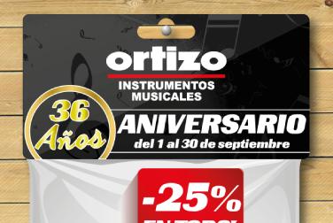Aniversario – Ortizo