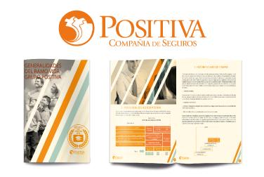 Positiva Compañia de Seguros – Diseño 10 Guías